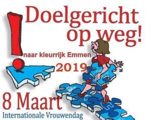 08 maart vering 2019 Emmen vrouwebdag