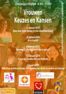 vrouwendialogen 08 maart vrouwendag 2019