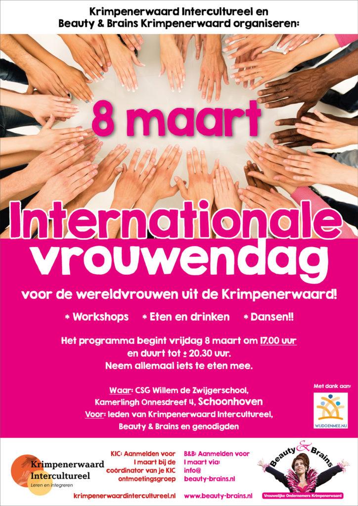 krimpenerwaard vrouwendag 08 maart