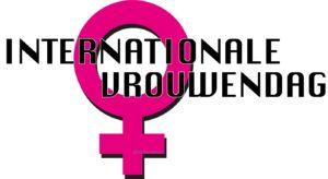 Internationale Vrouwendag Logo Aletta Makken alleen gebruiken onder strikte voorwaarden