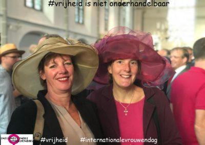 fotoshoot 3 internationale vrouwendag 2020 vrijheid