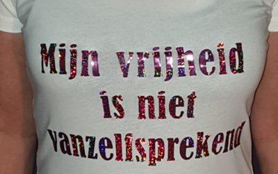 Nieuw! Shirts voor Internationale Vrouwendag