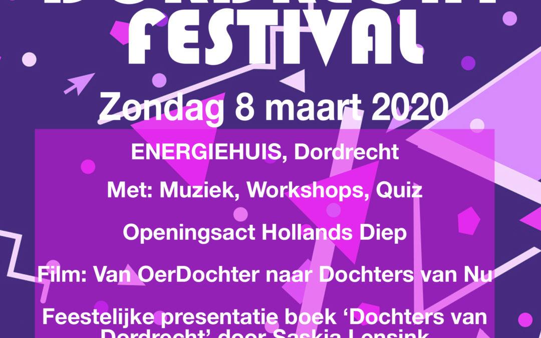 Slotmanifestatie Dochters van Dordrecht
