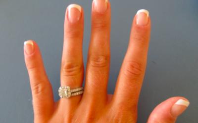 Mooie nagels van de Meisjes van Mooi