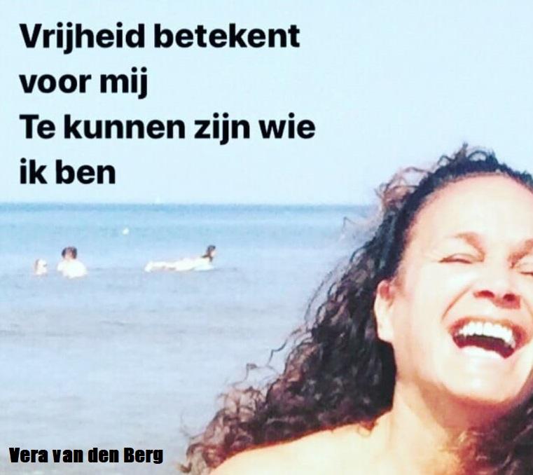 internationale vrouwendag 08 maart 2020 vrijheid Vera van den Berg
