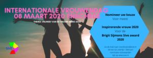 sive internationale vrouwendag 2020 8 maart
