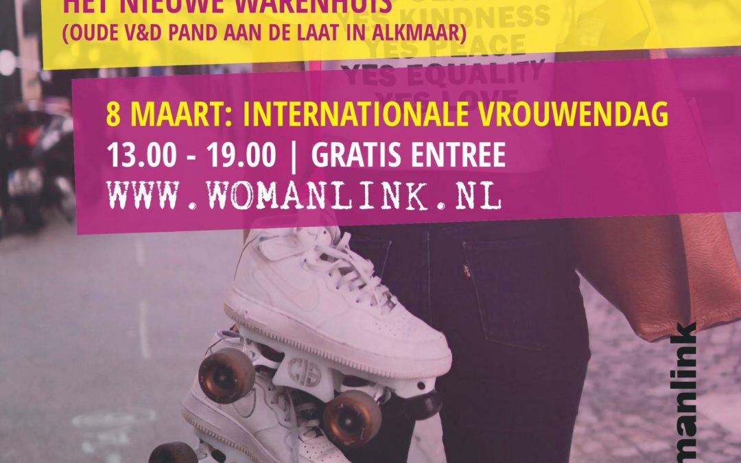 Womanlink alkmaar vrouwendag