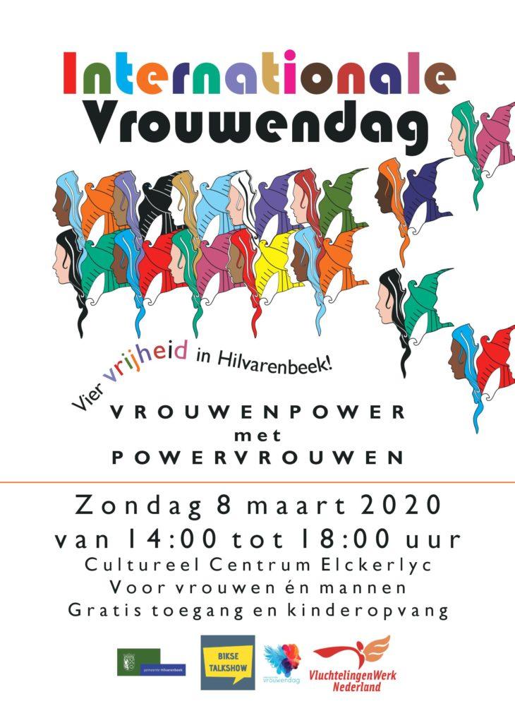 hilvarenbeek internationale vrouwendag