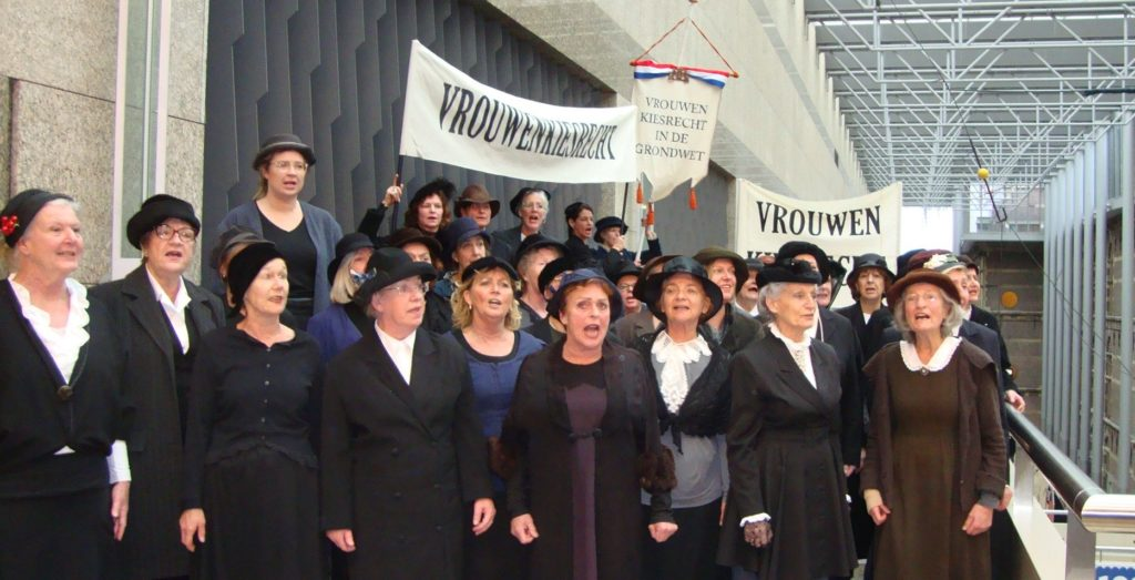 kracht van vrouwen vlaardingen internationale vrouwendag 2020