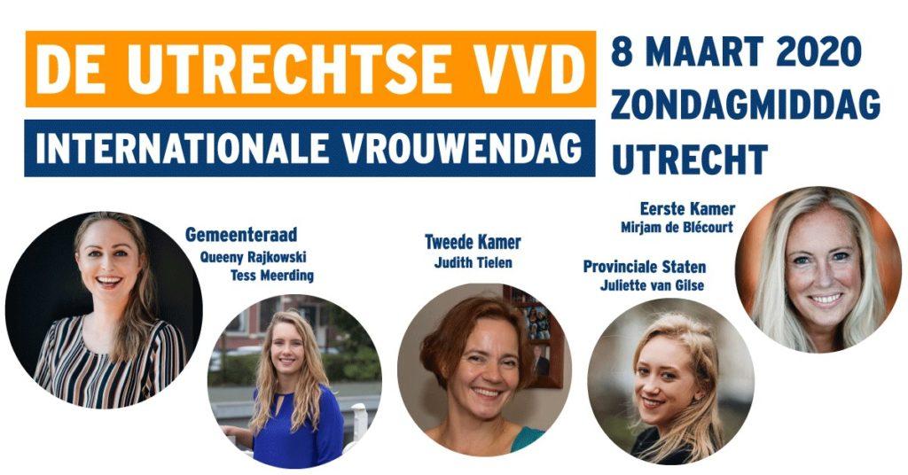 utrecht vrouwendag politiek