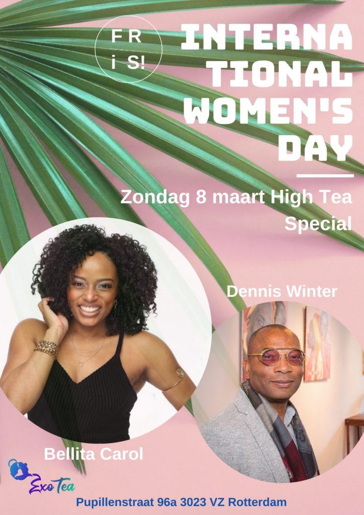 womensday rotterdam