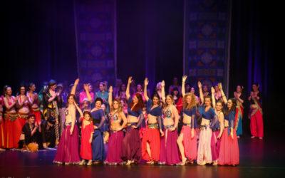 Oriental Dance Event  in de Schouwburg  Lochem
