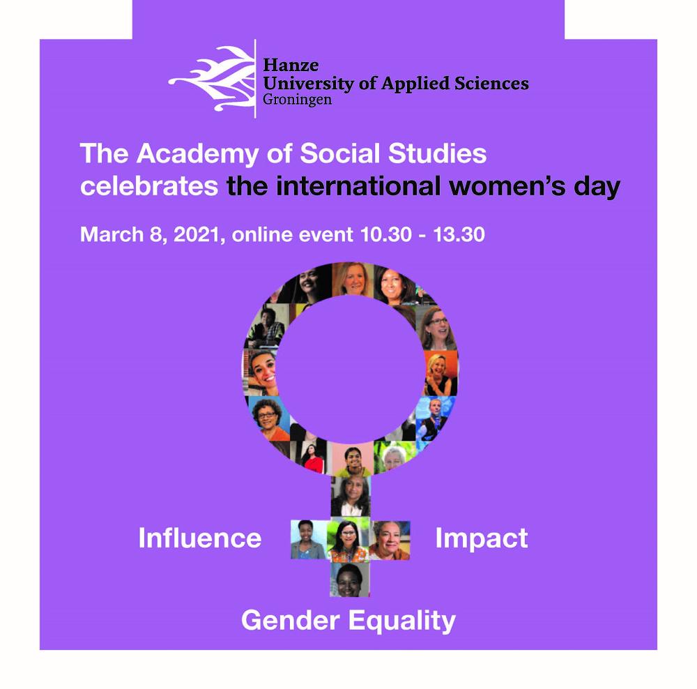 groningen univrsiteit internationale vrouwendag 2021
