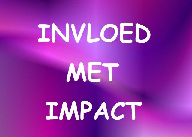 Inspiratie Invloed met Impact