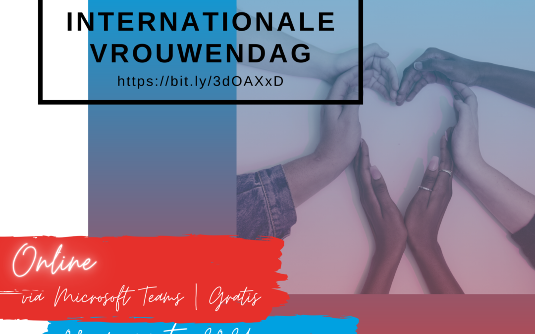 Internationale Vrouwendag post utrecht