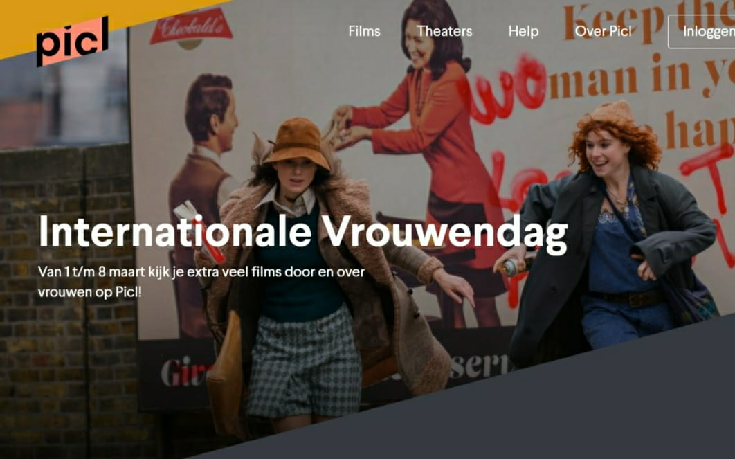 picl internationale vrouwendag