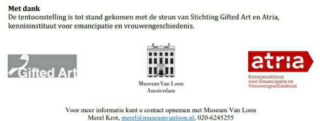 Museum Van Loon x Atria
