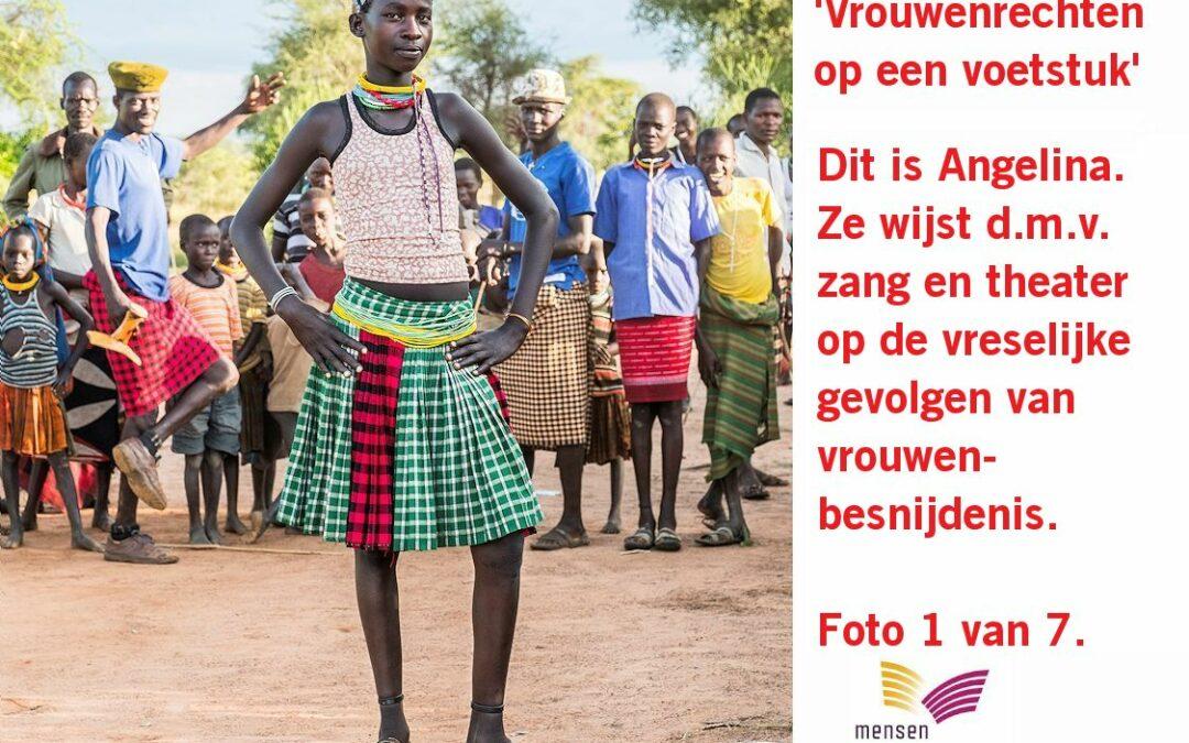 Amnesty Nijmegen Vrouwendag