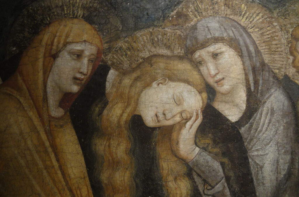 De drie Maria's Pasen