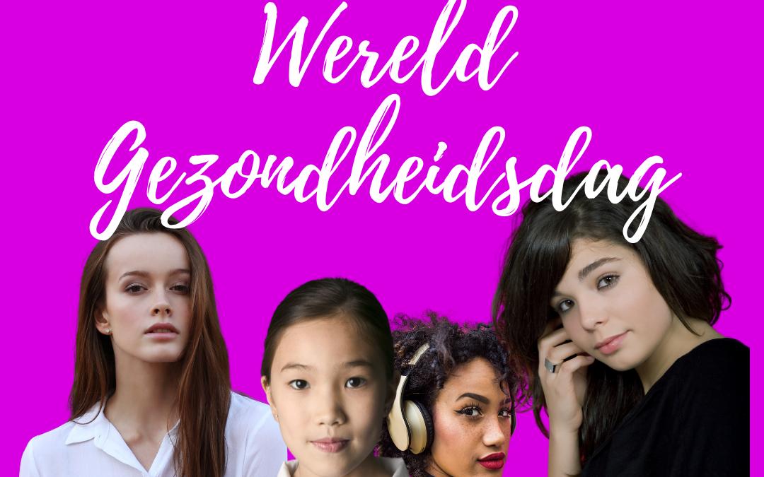 wereld gezondheidsdag internationale vrouwendag copyright