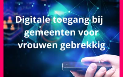 Gebrekkige toegang digitale loketten